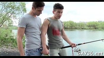 Redtube porno gay aprendendo pescar com a boca na vara